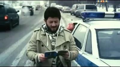 Галустян и мигалка