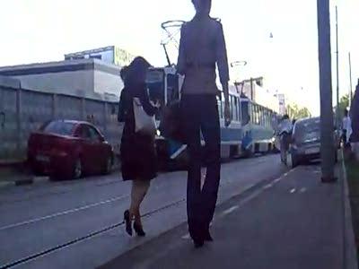 Почему не ходили трамваи. Часть 1. Трамваи остановились