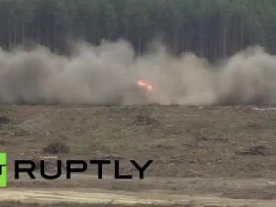 Вертолет Ми-28 потерпел крушение на авиашоу под Рязанью, один из пилотов погиб