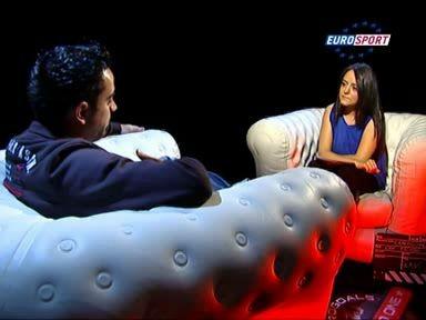 """Хави - футолист """"Барселоны"""" интервью Фрагмент"""