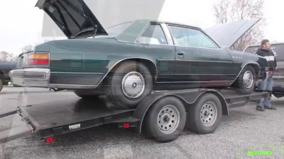 The BIGGEST SLEEPER EVER - Buick LaSabre Goes NUTS with Nitrous