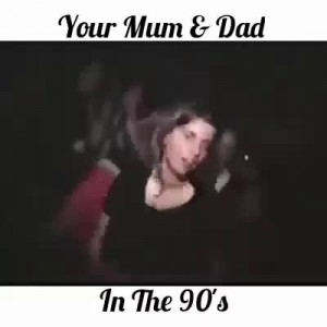 Родители из 90х