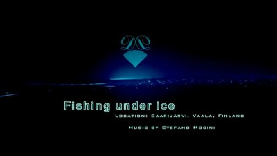 Fishing under ice