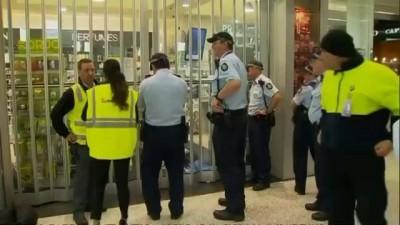 В Австралии кенгуру пришёл за помощью в аптеку
