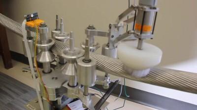 Робот для проверки линий электропередач