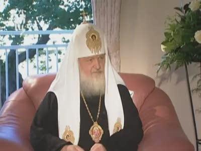 Речь патриарха Кирилла