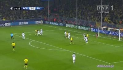 Боруссия Д -- Реал Мадрид 2-1