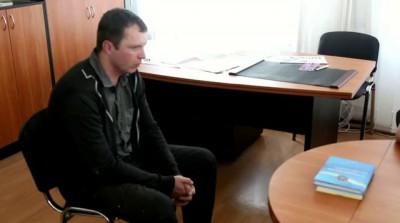Горловчанин обещает вскрыть пузо редактору сайта