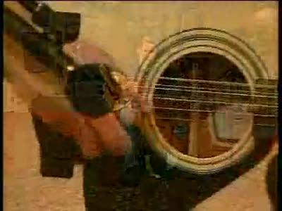 Rodney Branigan - один мужчина, две гитары
