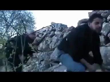 Как воюют Сирийские снайпера