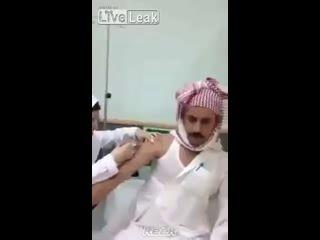 Как в Египте реагируют на прививку