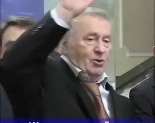 Жириновский про Януковича и Украину