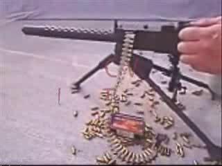 маленький пулемет