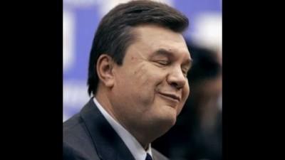 """Янукович — """"Спаси Господь"""", дебютний трек"""