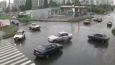 """""""Веселые старты"""" после ДТП"""