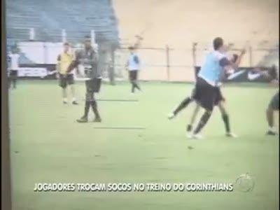 Жесткий футбол