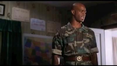 Major Payne Man in the Closet