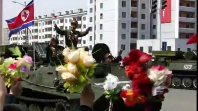 Войска выежают из военной базы города Хамхын