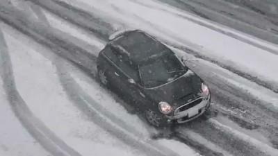 Снег в сиэтле