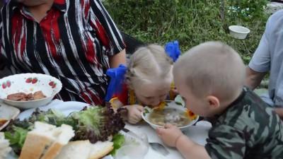 Голодные дети