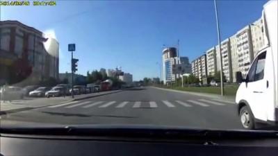 Машина-пешеход