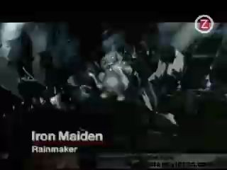 IRON MAIDEN - RAINMAKER (With Subtitles)