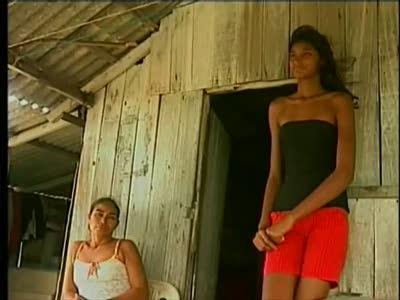 Самая высокая девушка-подросток