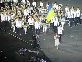 Лондон-2012. выход Украины