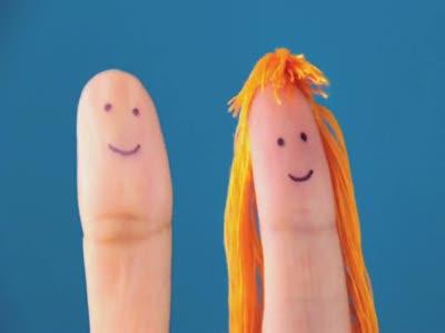 Забавные пальцы