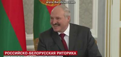 Лукашенко назвал Путина Дмитрием Анатольевичем Лукашенко перепутал Путина с Медведевым