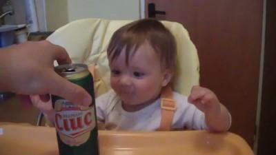Дитё и пиво