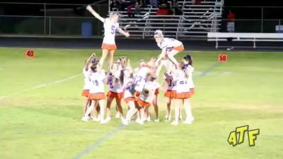 Cheerleading Fail Compilation!