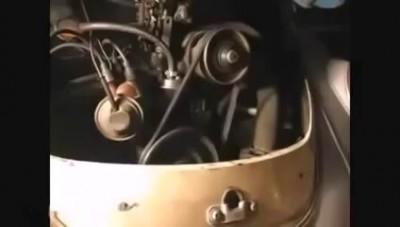 Замена ремня генератора на работающем двигателе