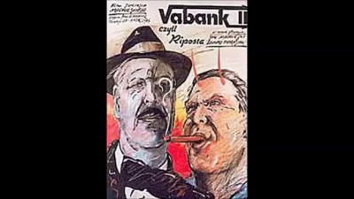 Henryk Kuzniak - Jeszcze raz Vabank (wersja instrumentalna, Vabank II soundtrack)