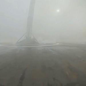 spacex приземление