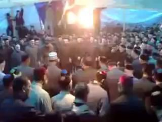 Чеченский танец (Зикр)