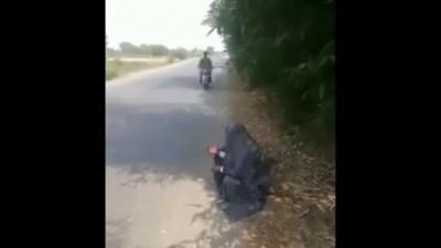Развод 2016 года - Мошенник угнал Mотоцикл - Деньги - Mобилу