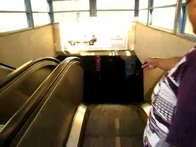 эскалатор funny