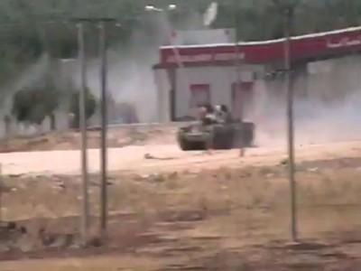 РПГ танк не прошибает