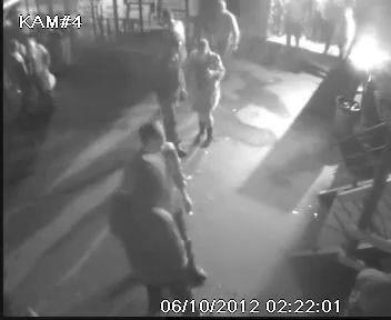 Нападение на кафе в Кемерово