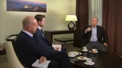 В. Путин: Бюджету России выгодно когда рубль падает