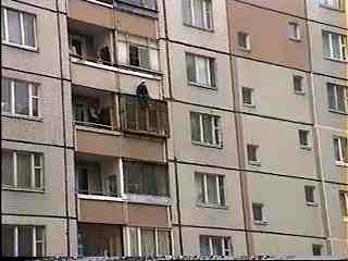 Бабушка ошиблась дверью!