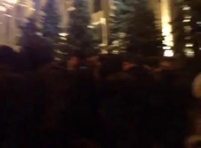 В Харькове начинается заварушка