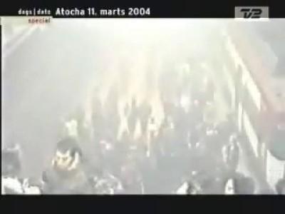 Взрыв в метро в Мадриде