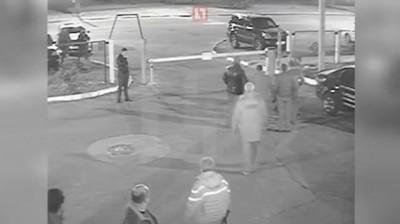Избиение охранников в больнице Благовещенска попало на видео