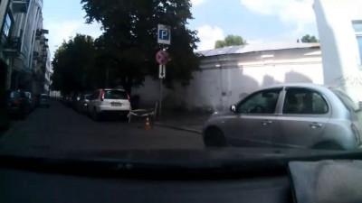 Как нельзя парковаться