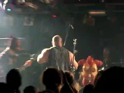 Torsofuck live at Petrogrind 2009