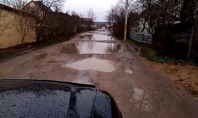 забытые дороги г.ГУСЕВА  КАЛИНИНГРАДСКОЙ обл