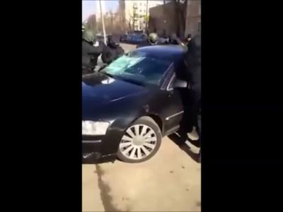 Штурм Audi