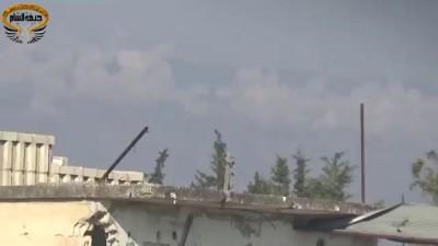 """#Сирия. 25.11.2015. """"Огненный АД"""" в районах где был расстрелян лётчик ВКС России"""